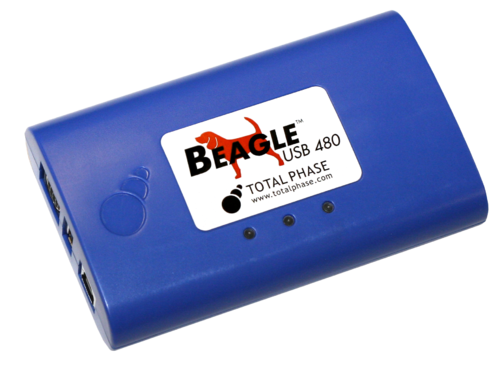 Beagle USB 480 Protokoll Analyzer