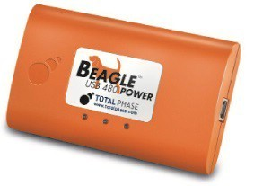 Beagle 480 USB Power Analysator