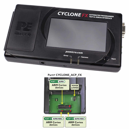 Cyclone FX ARM - ISP Programmierer
