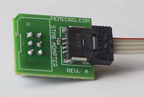 STM8 Adapter for Cyclone Universal and Cyclone Universal FX