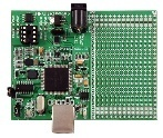 RS08KA2 Development Board