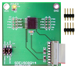 SDEV908QY4 Development Board
