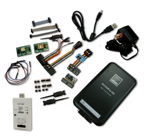 SPI Flash Development Kit (SF100)