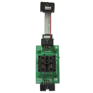 Backup Boot Flash Module-Dual SO8W(207mil) Sockets