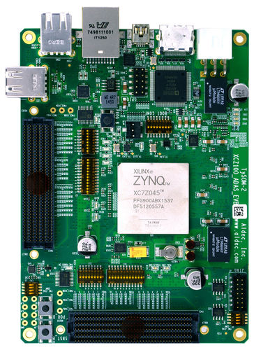TySOM-2 Embedded Prototyping Board
