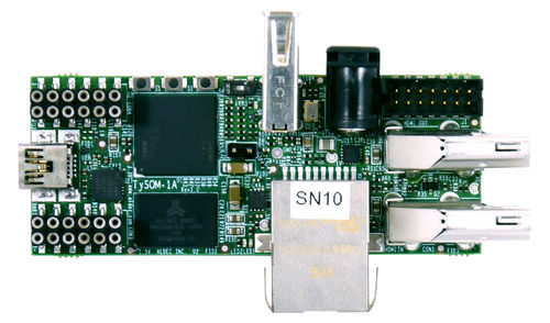 TySOM-1A Embedded Prototyping Board