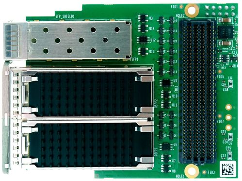 FMC-QSFP High Speed Links Daughter Card