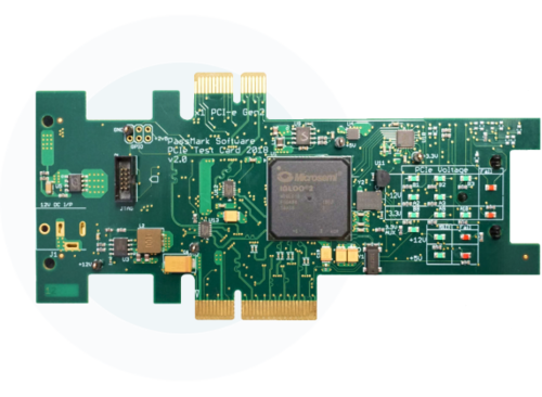PCIe Test Board