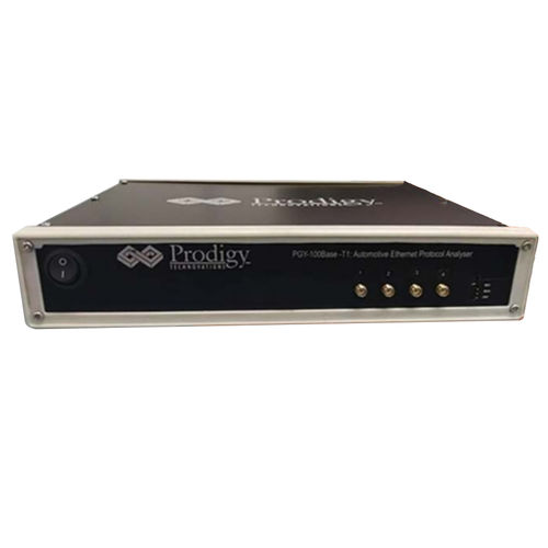 100BASE-T1 Automotive Ethernet Protocol Analyzer